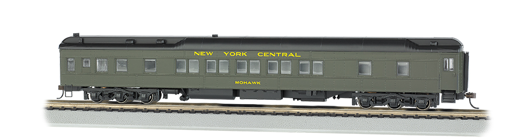 NYC® - Heavyweight 80' Pullman (HO Scale)