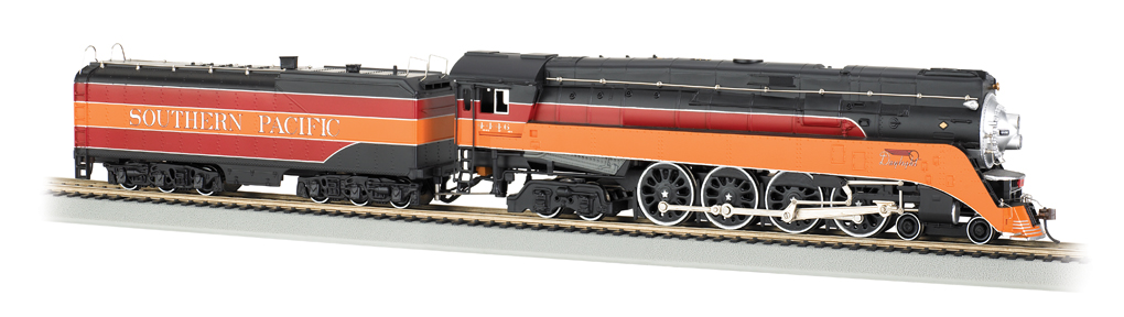 Southern Pacific® Daylight #4446 - GS4 4-8-4 (HO Scale)