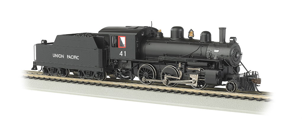 Union Pacific® #41 ALCO 2-6-0 - E-Z App™ Train Control