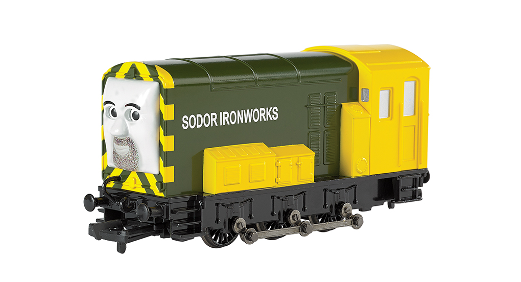 Iron Bert (with moving eyes) (HO Scale)