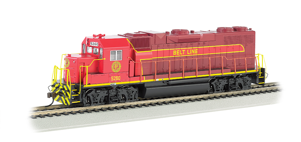 Belt Line #5260 -GP38-2 - DCC (HO Scale)