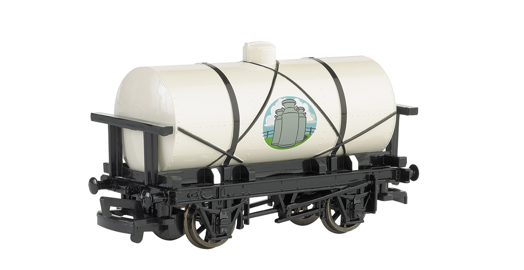 Cream Tanker (HO Scale)