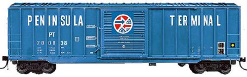 50ft Berwick Boxcar Kit - Pennisula Terminal No. 200038