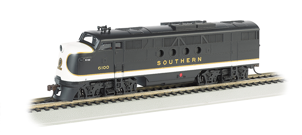 Southern #6100 - FT A-Unit - E-Z App™ Train Control