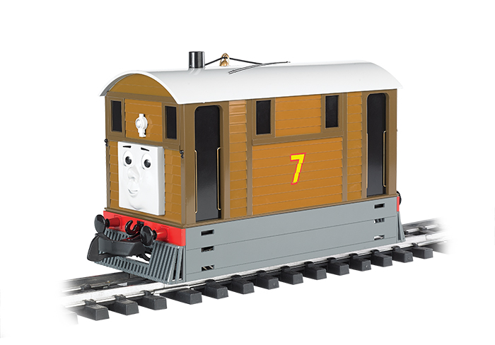 Toby the Tram Engine - with moving eyes
