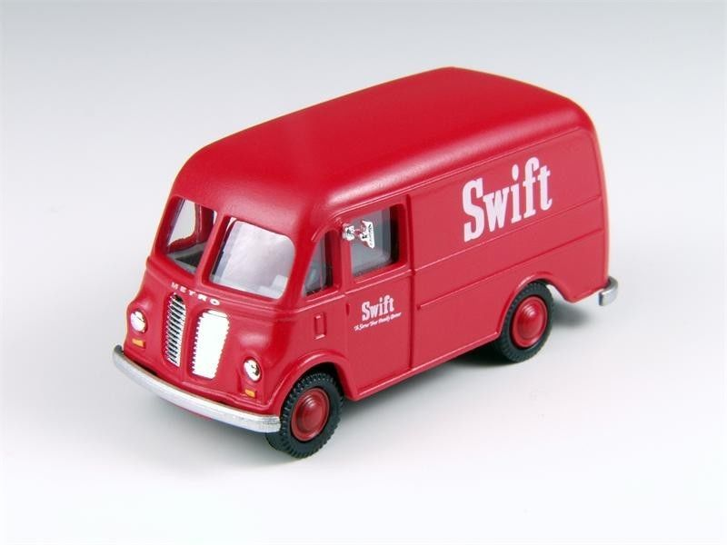 Swift Delivery Truck
